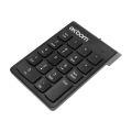 TECLADO USB NUMÉRICO COMPACTO P/ NOTEBOOK C/ FIO BK-N30 EXBOM - 3047