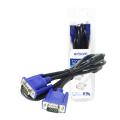 CABO VGA HD15M X HD15M C/ FILTRO 3,0M EM BLISTER CBX-MVGA30 EXBOM - 1249