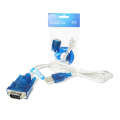 CABO CONVERSOR USB X SERIAL RS 232 C/ 75CM KNUP - KP-AD007